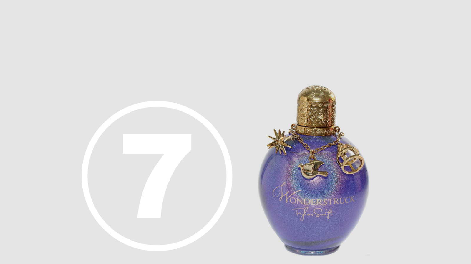 "<h5>Top Ten Most Hazardous Products</h5><h4>Taylor Swift Wonderstruck Perfume</h4><p>A Revlon fine fragrance endorsed by the beloved pop country singer Taylor Swift.<br />We found <span class=""highlight"">14 chemicals</span> chemicals linked to chronic health effects with <span class=""highlight"">92.9% hidden in ""fragrance.""</span></p>"